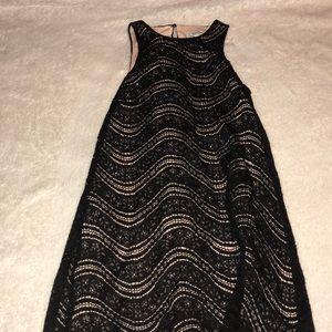 Black Speechless Dress